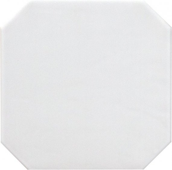 Octagon blanco